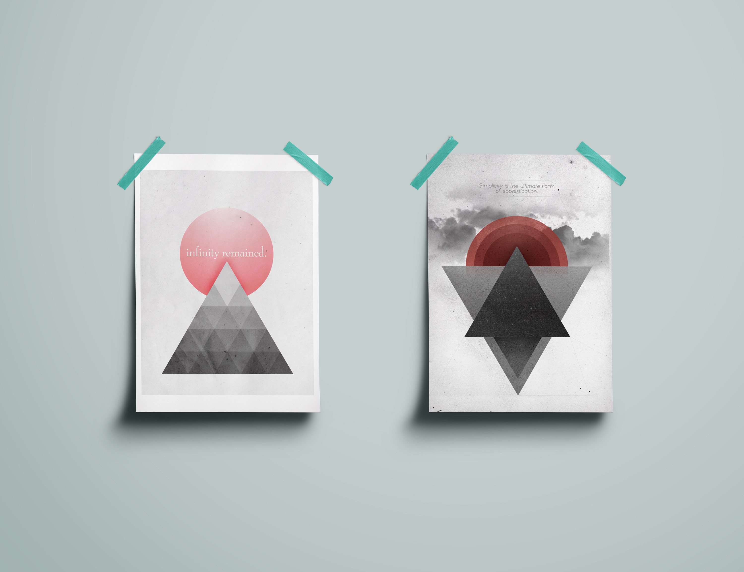 geometry-posters